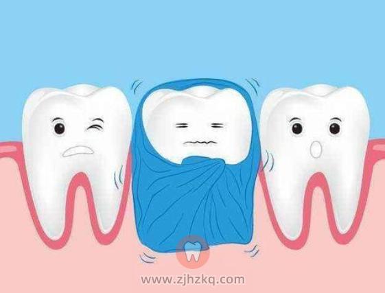 如果牙齿对冷热食物敏感,要小心了哦!