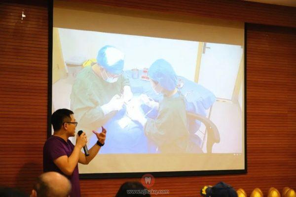 杭州牙科医院滨江总院种植牙直播活动0809