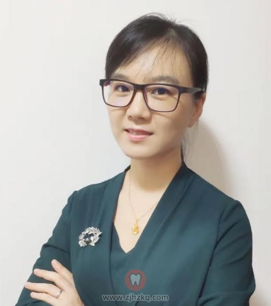 杭州种牙医生郑园娜
