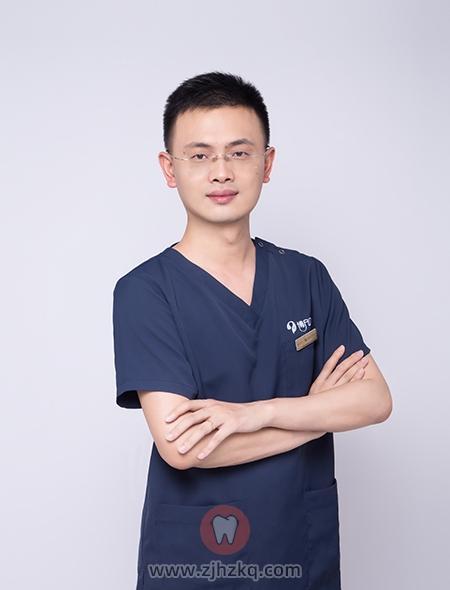 杭州博凡口腔医院正畸牙齿矫正医生俞沣洋