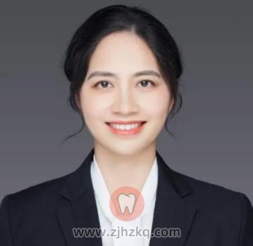杭州牙齿矫正医生俞婕