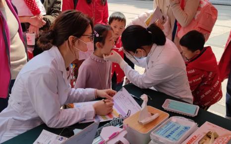 杭州雅正口腔儿童零龋齿计划宣教活动
