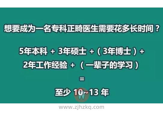 杭州牙齿矫正为什么这么贵?