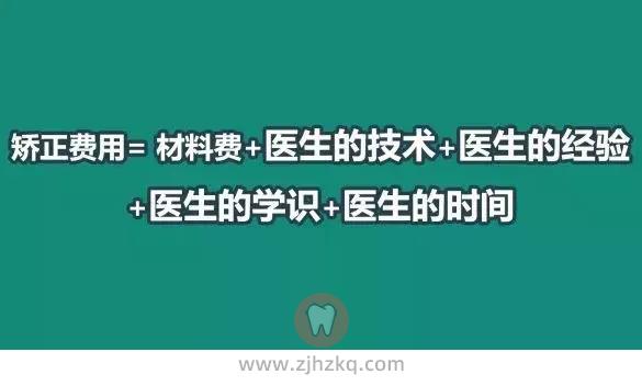 为什么杭州牙套那么贵?我是被杀猪了吗?