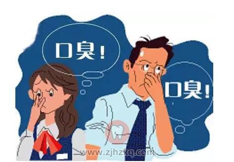 口源性口臭是什么意思?