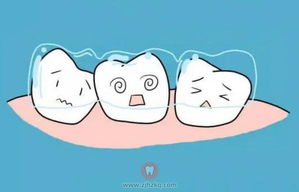 牙齿不整齐会有哪些危害?